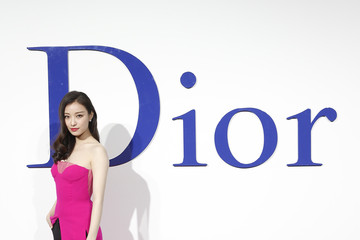 Nini Dior SS 2016 Repeat Show in Beijing - Front Row