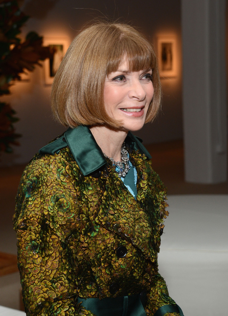 Anna Wintour Banned Ariana Grande From Wearing Ponytail: The Ninth Annual CFDA/Vogue