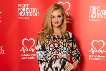 Niomi Smart British Heart Foundation's Tunnel of Love Fundraiser - Arrivals