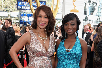 Nne Ebong Variety Executive Arrivals at the Emmys
