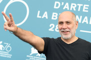Director Guillermo Arriaga attends 'No One Left Behind' photocall during the 76th Venice Film Festival at Sala Grande on August 30, 2019 in Venice, Italy.