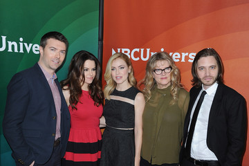 Noah Bean NBCUniversal's Winter TCA Tour: Day 1