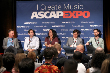 Noah Becker 2016 ASCAP 'I Create Music' EXPO - Day 2