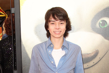 "Noah Ringer Premiere Of DreamWorks Animation's ""Kung Fu Panda 2"" - Arrivals in Los Angeles"