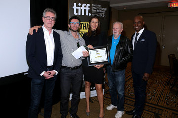 Noah Segal TIFF Awards Brunch - 2014 Toronto International Film Festival