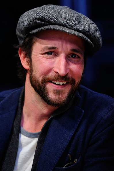 Noah Wyle Actor Noah Wyle poses during the 2011 NBA All-Star game at