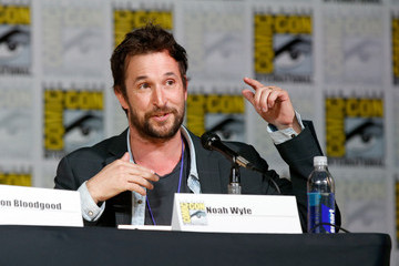 Noah Wyle TNT At Comic-Con International: San Diego 2015 - 'Falling Skies' Panel