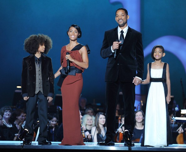will smith and jada pinkett smith kids. Jada Pinkett Smith Hosts Jade