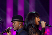 Ne-Yo and Jennifer Hudson Photos Photo