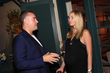 Noelle Reno Jonas Tahlin, CEO Absolut Elyx Entertains Nick Ede And Friends At His Private Home In West Hollywood