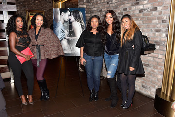 Noelle Robinson Cynthia Bailey of 'The Real Housewives of Atlanta' Hosts a Private Screening of 'FIFTY SHADES FREED' in Atlanta, GA.