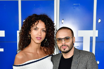 Noemie Lenoir FENTY PUMA by Rihanna Fall / Winter 2017 Collection - Photocall Arrivals
