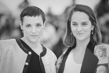 """Noemie Merlant Jehnny Beth """"Les Olympiades (Paris 13th District)"""" Photocall - The 74th Annual Cannes Film Festival"""