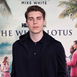 """Nolan Gerard Funk Los Angeles Premiere Of New HBO Limited Series """"The White Lotus"""" - Red Carpet"""