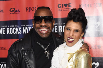 Nona Hendryx The Second Annual LOVE ROCKS NYC! A Benefit Concert for God's Love We Deliver - Red Carpet