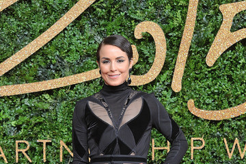 Noomi Rapace British Fashion Awards 2015 - Red Carpet Arrivals