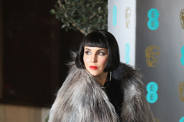 Noomi Rapace EE British Academy Film Awards - Official After Party - Arrivals