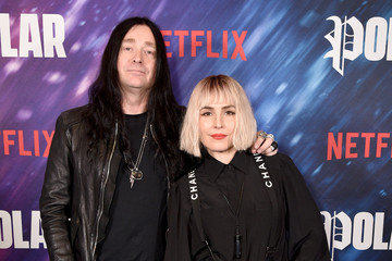 Noomi Rapace New York Special Screening Of The Netflix Film 'Polar'