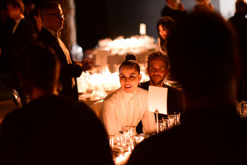 Noomi Rapace Kering Women In Motion Awards Cocktail - The 74th Annual Cannes Film Festival
