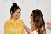 Camilla Belle and Lea Michele Photos Photo