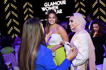 Noor Tagouri 2018 Glamour Women Of The Year Awards: Women Rise - Show