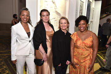 Nora Ann Wallace Jennifer Anglade BAM Gala 2021 Honors Sir Patrick Stewart, Shelby White & the Leon Levy Foundation, and Jawole Willa Jo Zollar