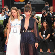 Nora Hamzawi Doubles Vies (Non Fiction) Red Carpet Arrivals - 75th Venice Film Festival