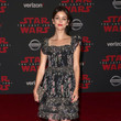 Nora Zehetner Premiere of Disney Pictures and Lucasfilm's 'Star Wars: The Last Jedi' - Arrivals