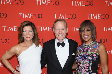 Norah O'Donnell 2018 Time 100 Gala - Red Carpet