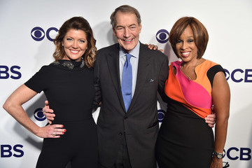 Norah O'Donnell 2017 CBS Upfront