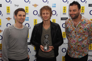 Domonic Howard Nordoff Robbins Silver Clef Awards 2010 - Press Room