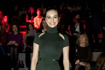 Norma Ruiz Celebrity Sightings at MBFW in Madrid