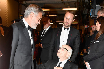 Norman Lear American Film Institute's 46th Life Achievement Award Gala Tribute To George Clooney - Backstage