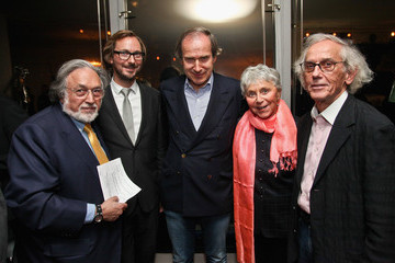 Christo Phillips de Pury Norman Mailer Center & Van Cleef & Arpels Honor Simon de Pury To Launch Capital Campaign To Purchase The Historic Mailer Home In Provincetown