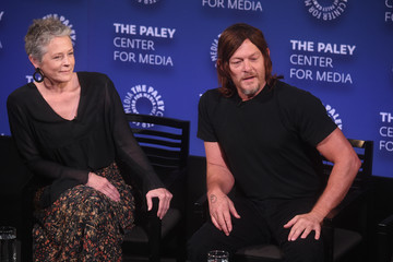 Norman Reedus PaleyFest NY The Walking Dead Screening And Panel