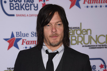 Norman Reedus 2015 Annual Garden Brunch
