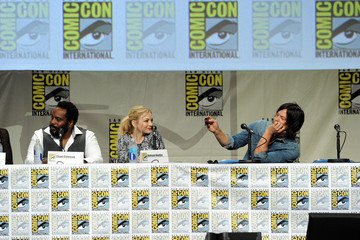 Norman Reedus 'The Walking Dead' Panel at Comic-Con