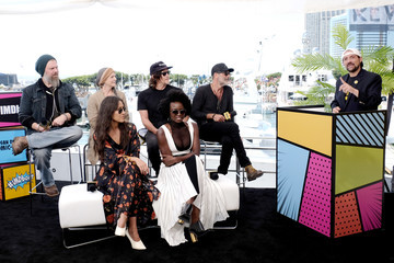 Norman Reedus Melissa McBride #IMDboat At San Diego Comic-Con 2019: Day Two