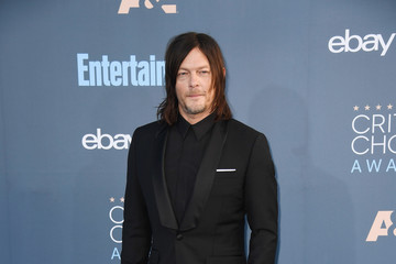 Norman Reedus The 22nd Annual Critics' Choice Awards - Arrivals