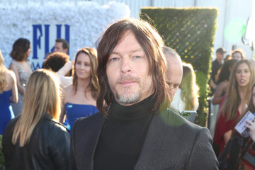 Norman Reedus FIJI Water at the 23rd Annual Critics' Choice Awards
