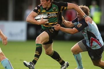 Grant Pointer Northampton Saints v Bedford - Pre Season Friendly