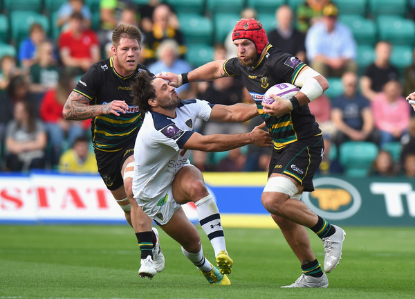 Northampton Saints vs. Clermont Auvergne - European Challenge Cup