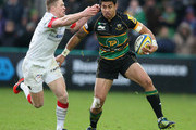 Chris Ashton and George Pisi Photos Photo