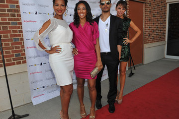 Travis Winfrey The Not Alone Foundation Hosts Second Biennial Diamond Awards - Red Carpet