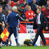 Stuart Pearce Mick Mccarthy Photos - Stuart Pearce, Manager of Nottingham Forest shakes hands with Mick McCarthy, Manager of Ipswich Town at the end of the Sky Bet Championship match between Nottingham Forest and Ipswich Town at City Ground on October 5, 2014 in Nottingham, England. - Nottingham Forest v Ipswich Town - Sky Bet Championship