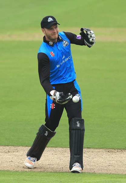 Nottinghamshire Vs. Worcestershire - Royal London One-Day Cup