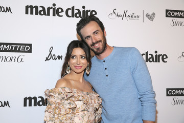 Noureen DeWulf Marie Claire Celebrates Fifth Annual 'Fresh Faces' in Hollywood With SheaMoisture, Simon G. And Sam Edelman - Arrivals