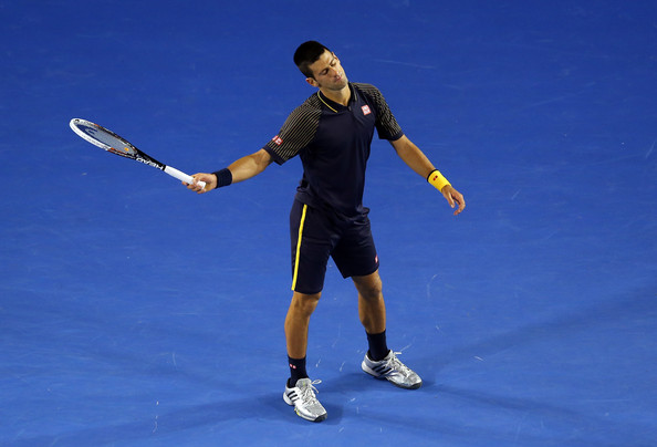 Novak+Djokovic+2013+Australian+Open+Day+