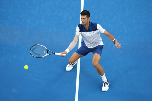 Novak Djokovic Faces Tricky Draw As Federer Bids To Keep His No.1 Spot In Indian Wells
