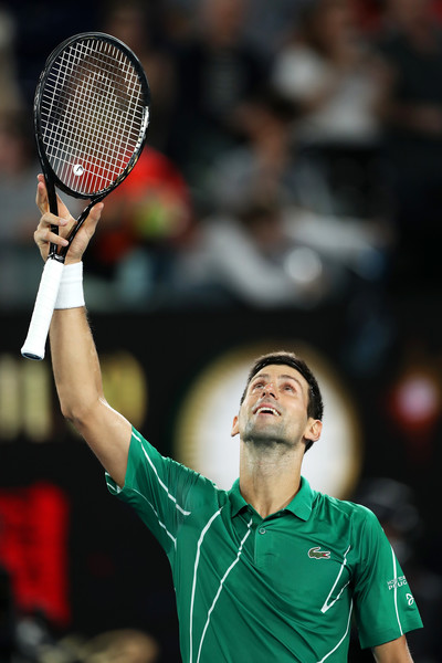 Novak Djokovic Novak Djokovic Photos 2020 Australian